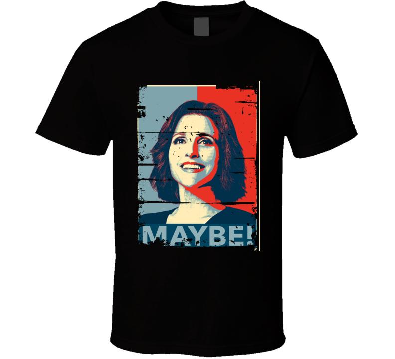 Veep TV Show Poster Worn Look Cool Hip Gift T Shirt