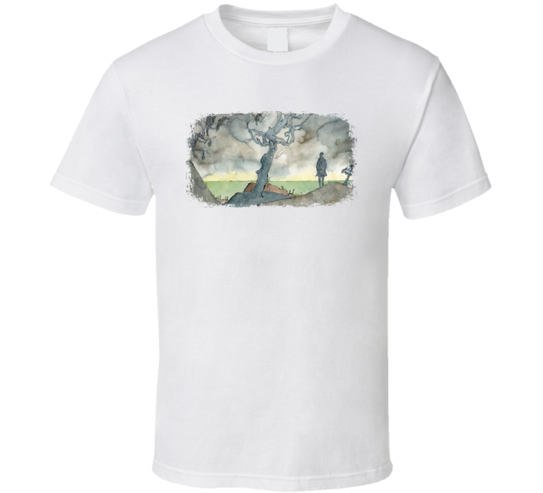 James Blake The Colour In Anything Poster Worn Look Music Gift T Shirt