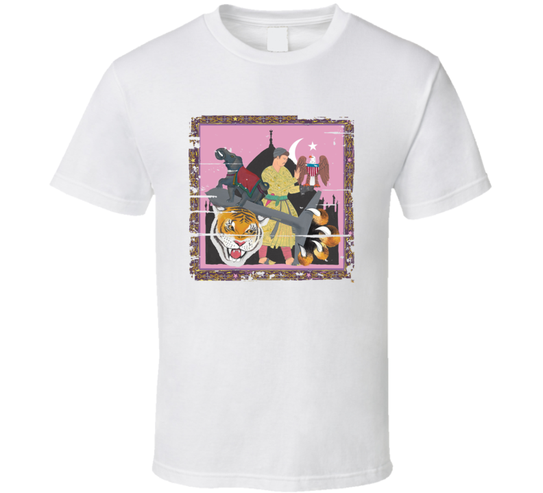 Swet Shop Boys Cashmere Poster Worn Look Cool Music Gift T Shirt