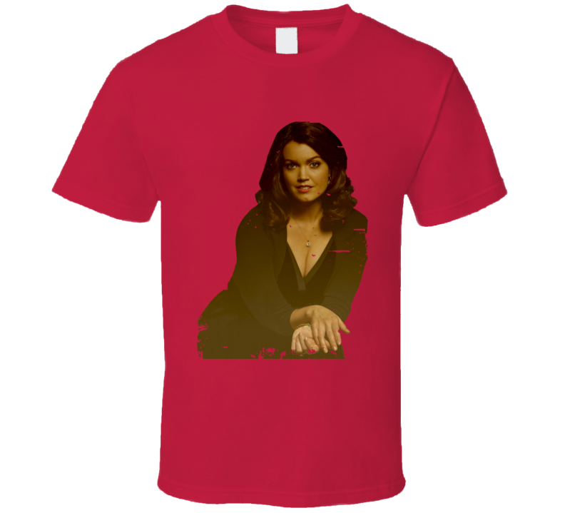 Mellie Grant Scandal Character Worn Look TV Show T Shirt