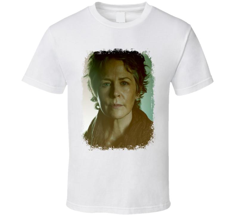 Carol Peletier The Walking Dead Character Worn Look TV Show T Shirt