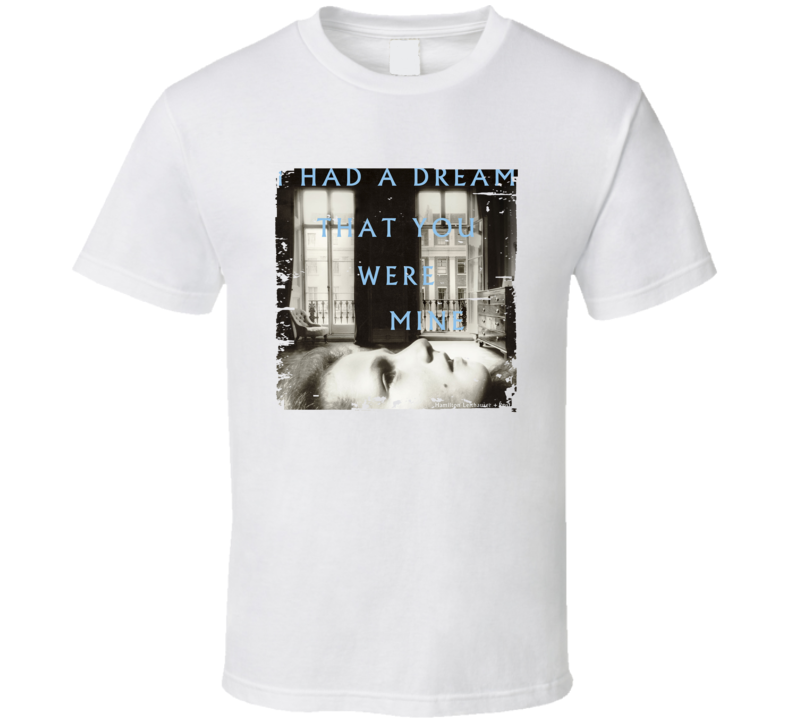 Hamilton Leithauser Rostam I Had A Dream Poster Worn Look T Shirt