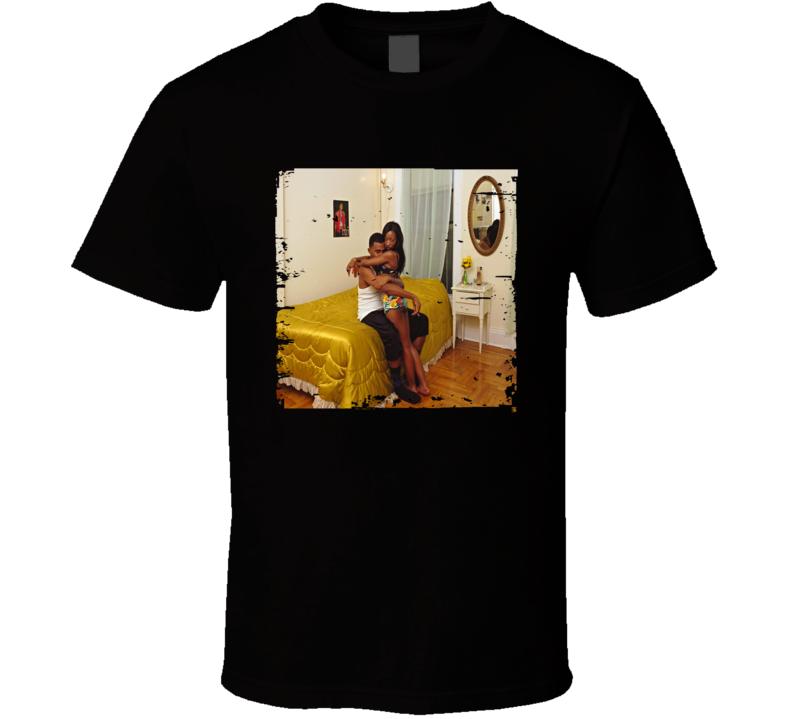 Blood Orange Freetown Sound Poster Worn Look Cool Music Gift T Shirt