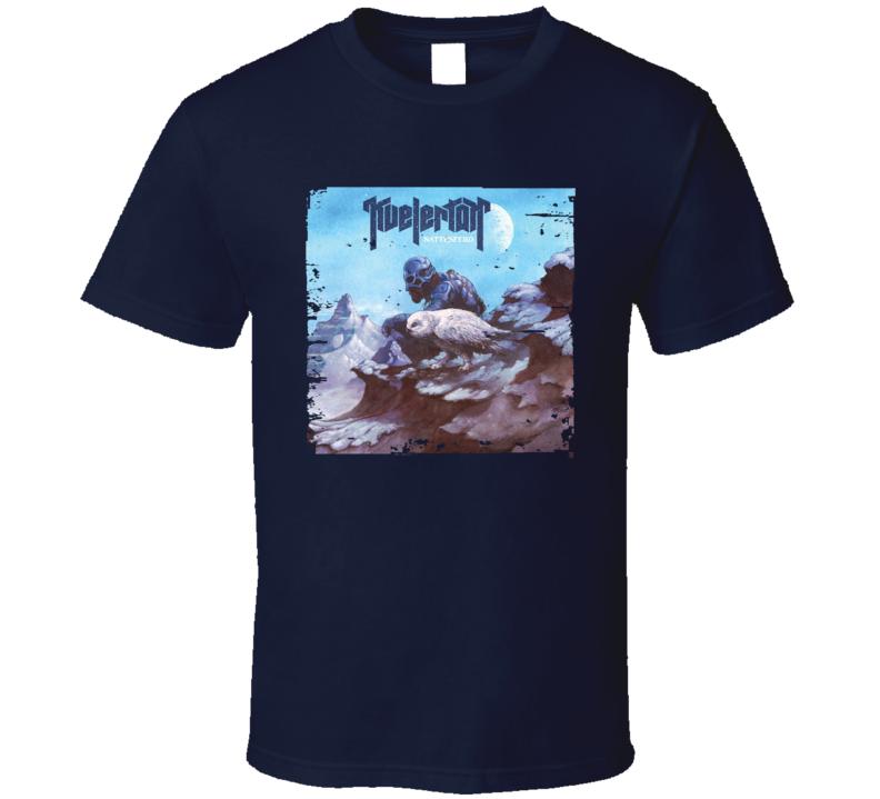 Kvelertak Nattesferd Poster Worn Look Cool Music Gift T Shirt