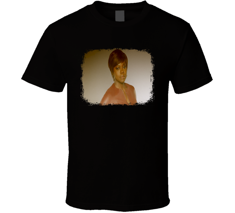 Annalise Keating How To Get Away With Murder Worn Look TV Show T Shirt