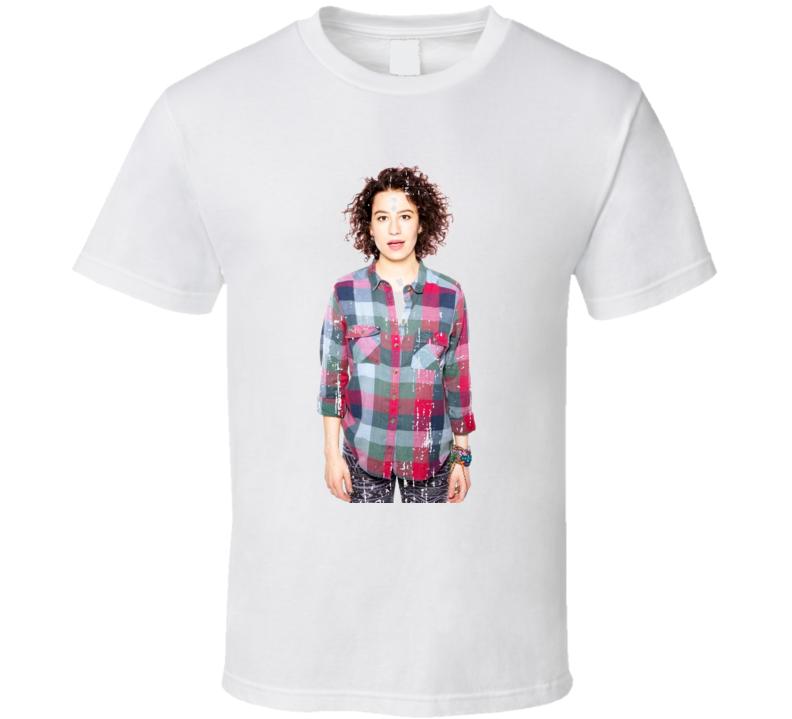 Ilana Wexler Broad City Character Poster Worn Look TV Show T Shirt