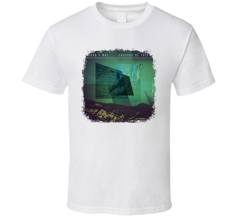 Toro Y Moi Causers Of This EDM Album Poster Worn Look Music T Shirt
