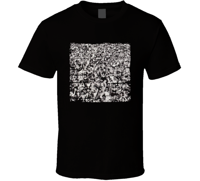 George Michael Listen Without Prejudice Worn Look Tribute T Shirt