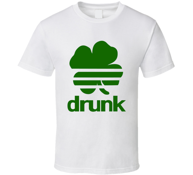 St.Patricks Day Funny Green Beer Lover Drunk Irish Cool T Shirt