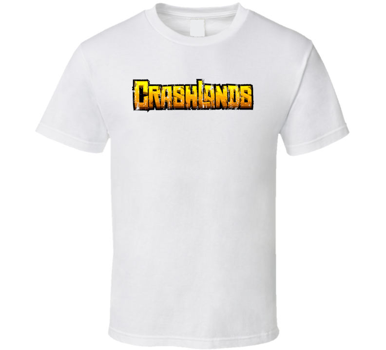 Crashlands Cool Android App Mobile Game Fan Worn Look T Shirt