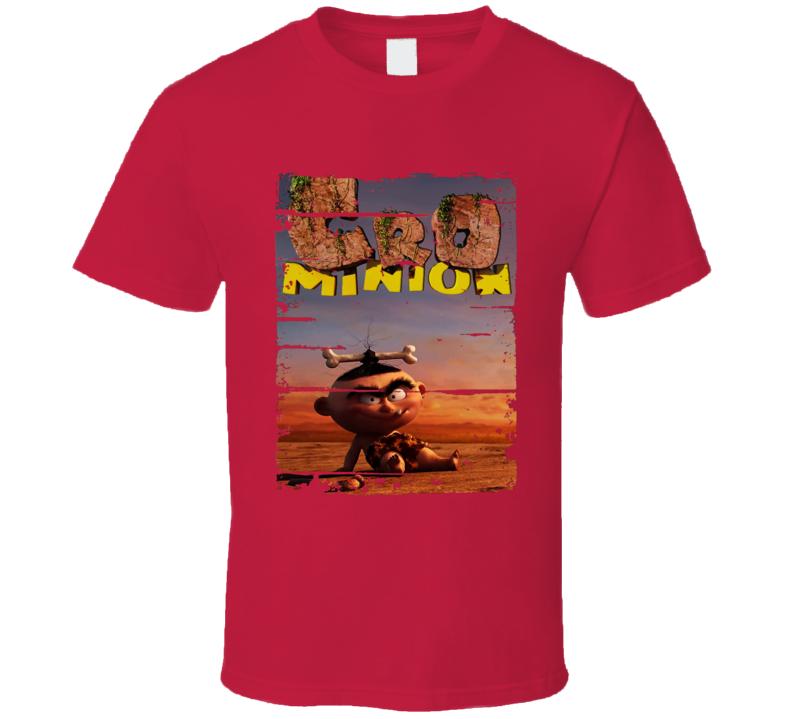 Crominion Cartoon Fan Worn Look Animated Tv Series T Shirt