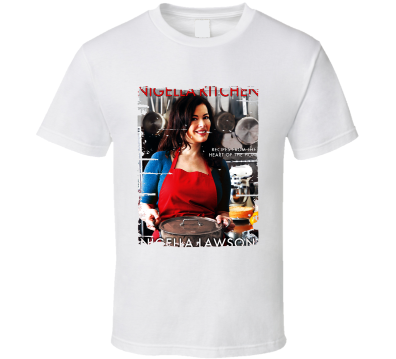 Nigella Express Book Lover Worn Look Awesome Literary T Shirt