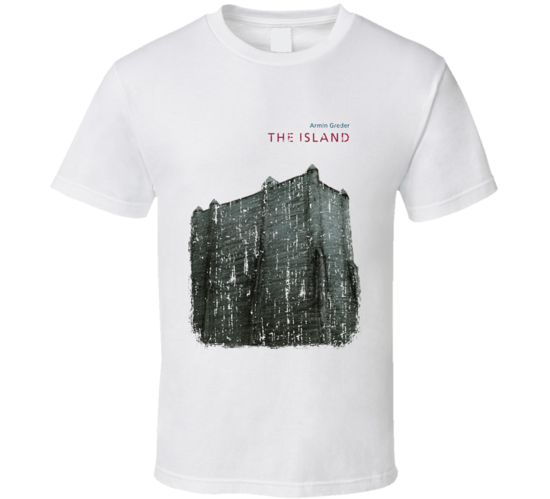 The Island Book Lover Worn Look Awesome Literary T Shirt