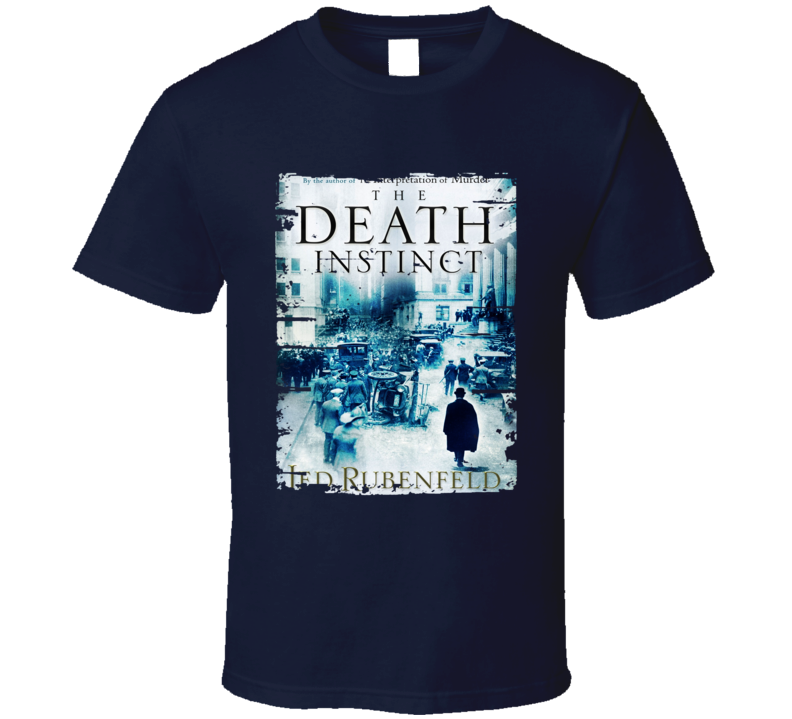 The Interpretation Of Murder Worn Look Awesome Literary T Shirt