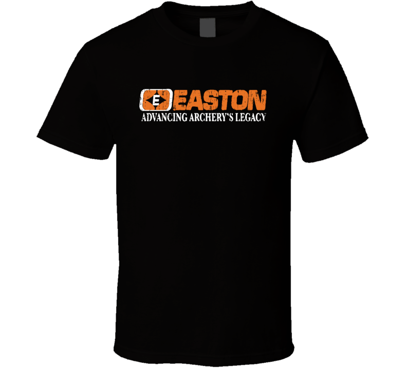 Easton Archery Hunter Bear Deer Hunting Gear Cool Worn Look T Shirt