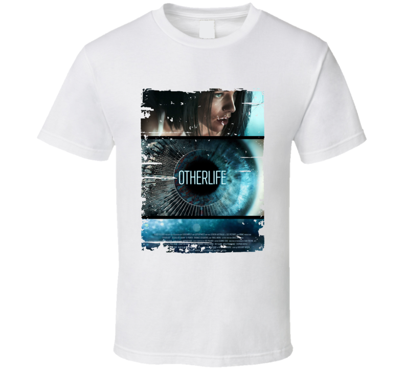 Otherlife Poster Cool Film Worn Look Movie Fan T Shirt