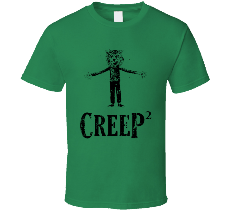 Creep 2 Poster Cool Film Worn Look Movie Fan T Shirt