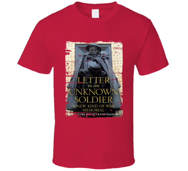 The Unknown Soldier Poster Cool Film Worn Look Movie Fan T Shirt