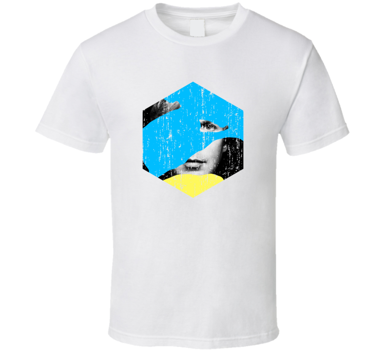 Beck Colors Album Worn Look Music T Shirt