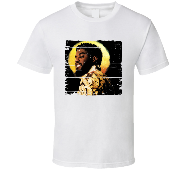 Big K.r.i.t. 4eva Is A Mighty Long Time Album Worn Look Music T Shirt