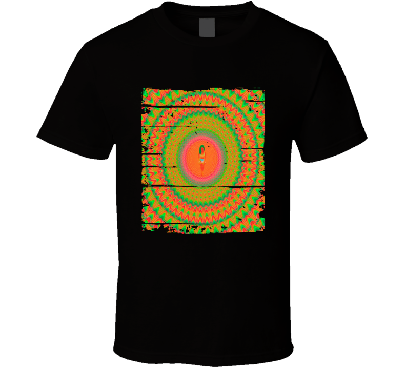 Jhene Aiko Trip Album Worn Look Music T Shirt