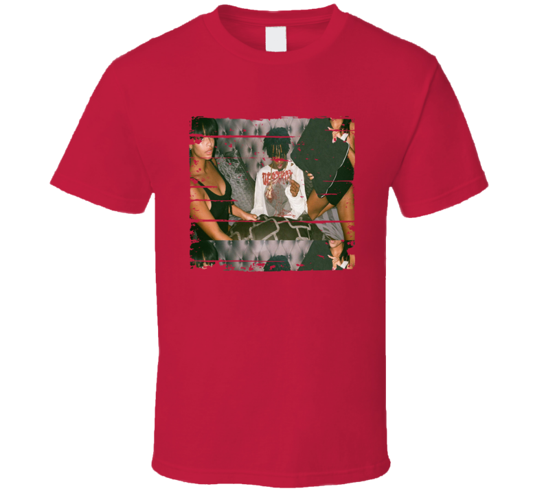 Playboi Carti Playboi Carti Album Worn Look Music T Shirt