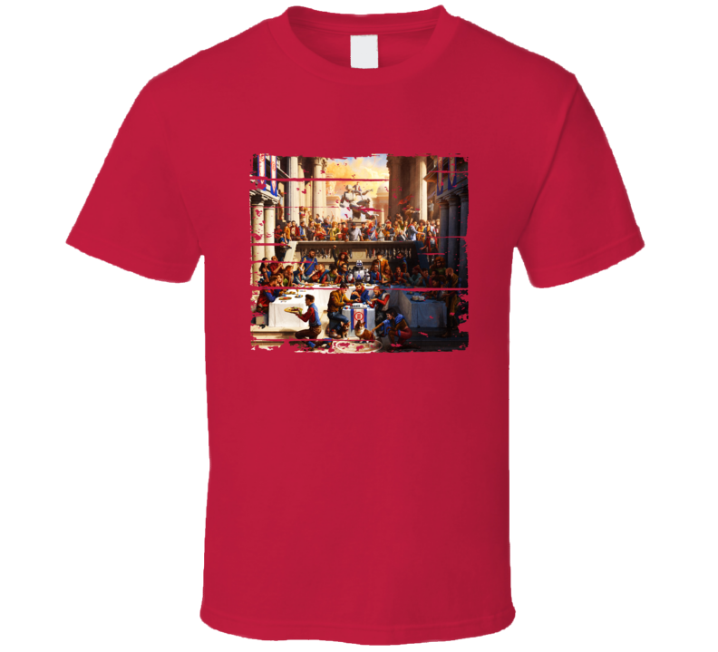 Logic Everybody Album Worn Look Music T Shirt