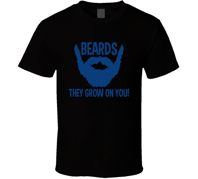Beards They Grow On You Trending T Shirt