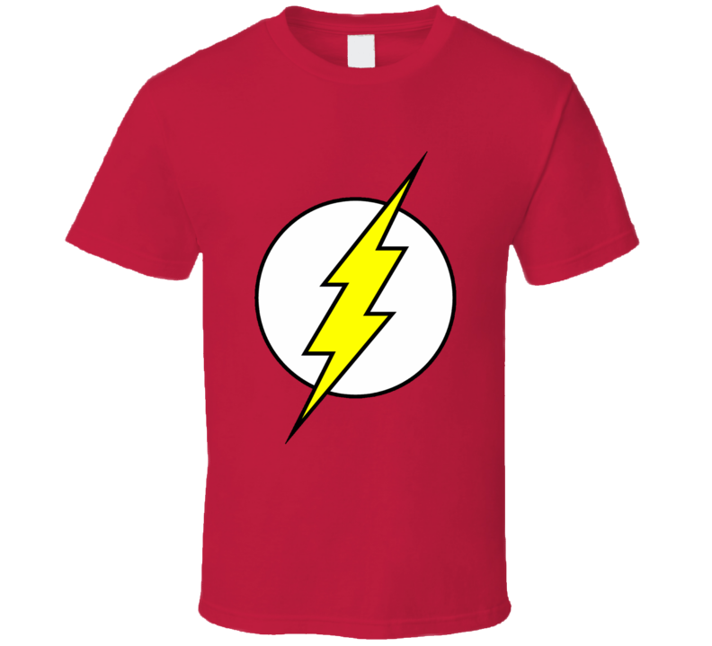 Flash Tv Show Cool Trending Logo T Shirt