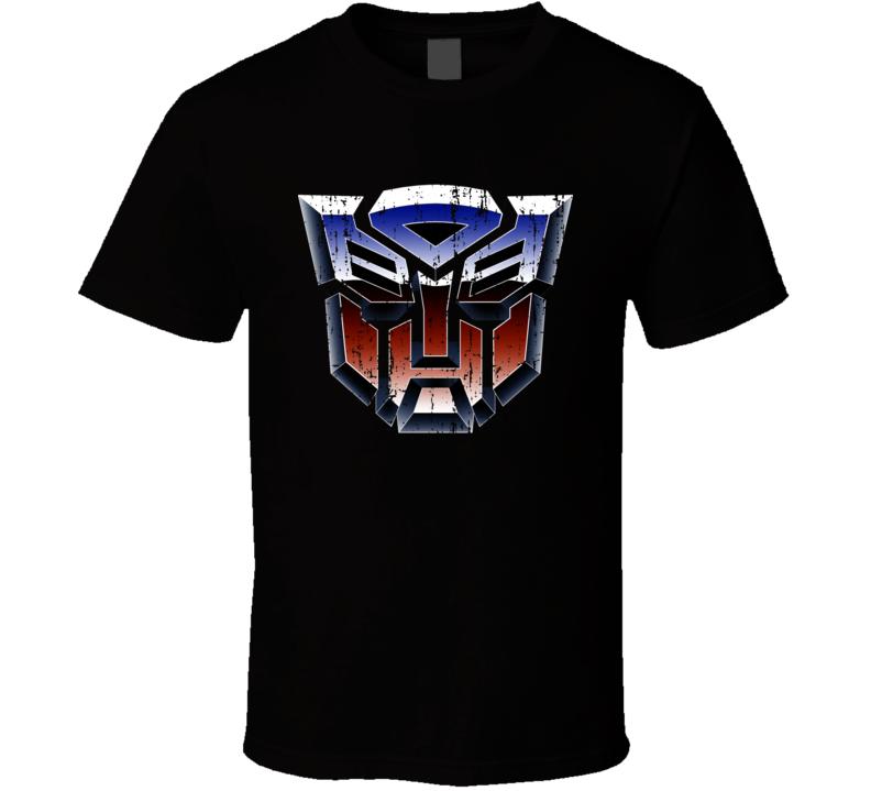 Transformers Cool Trending Movie Worn Look T Shirt