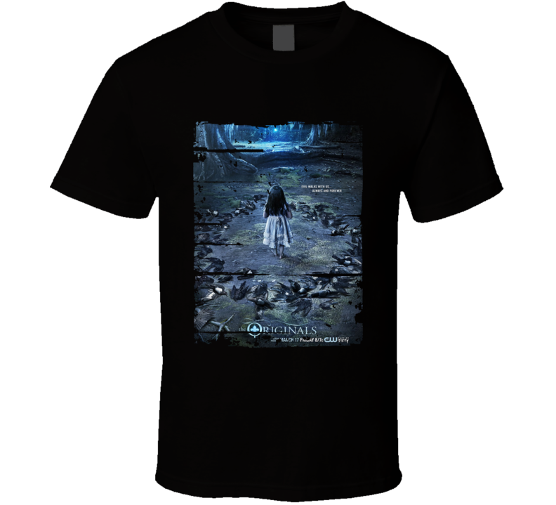 The Originals Season 4 Tv Show Worn Look Cool T Shirt
