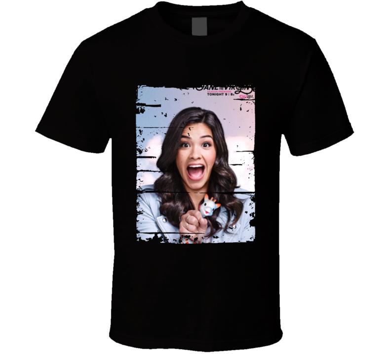 Jane Villanueva  Tv Show Worn Look Drama Series T Shirt