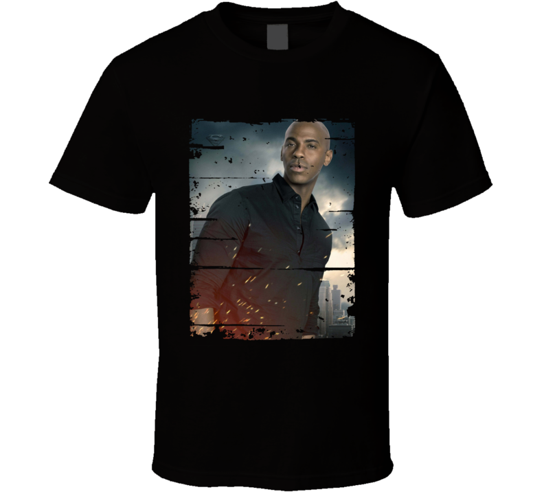 Jimmy Olsen Supergirl Tv Show Worn Look Science Fiction Series T Shirt