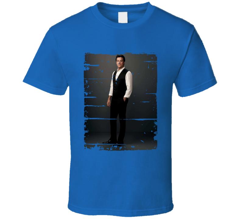 Steven Carrington Dynasty 2017 Tv Show Worn Look Drama Series T Shirt