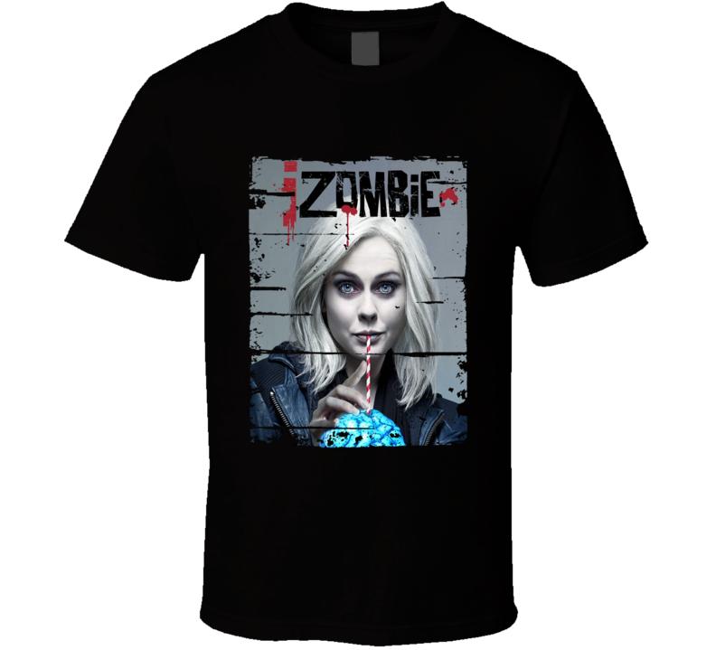 Izombie Season 3 Tv Show Worn Look Drama Series Cool T Shirt