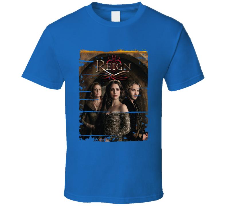 Reign Season 2 Tv Show Worn Look Drama Series Cool T Shirt