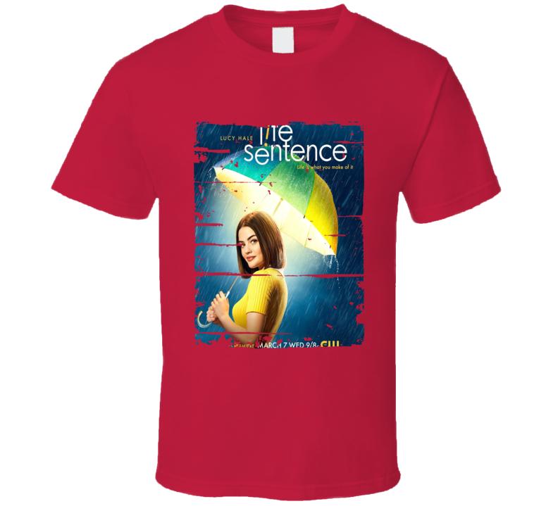 Life Sentence Season 1 Tv Show Worn Look Drama Series T Shirt