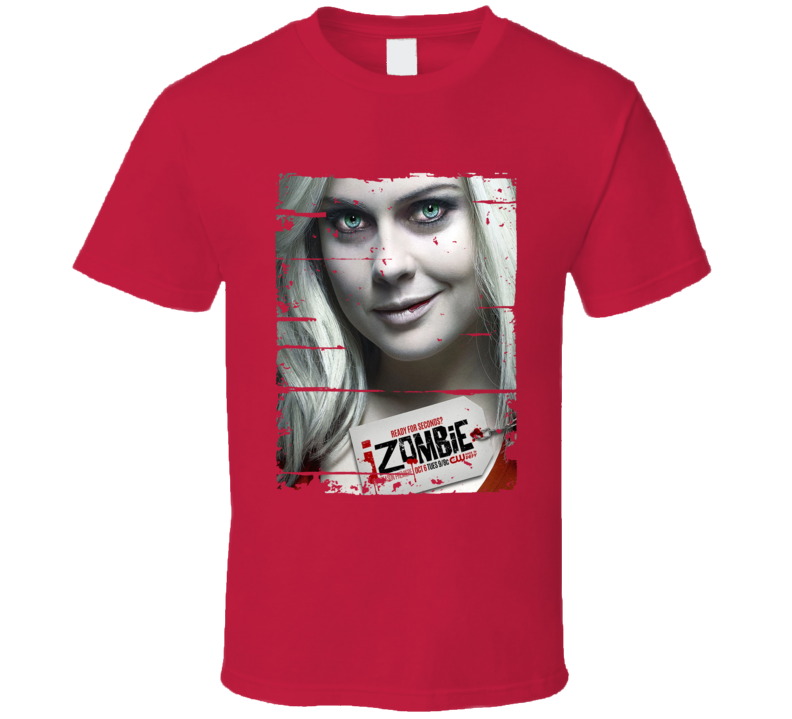 Izombie Season 2 Tv Show Worn Look Drama Series Cool T Shirt