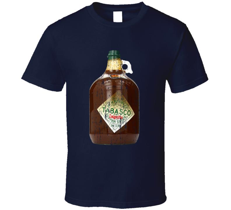 Big Jug Of Hot Sauce T Shirt