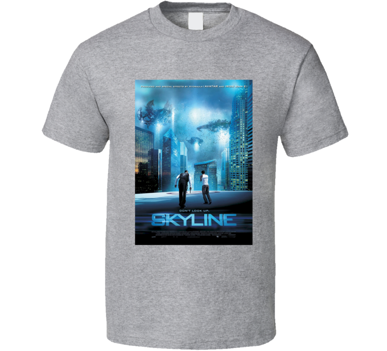 Los Angeles Skyline T Shirt