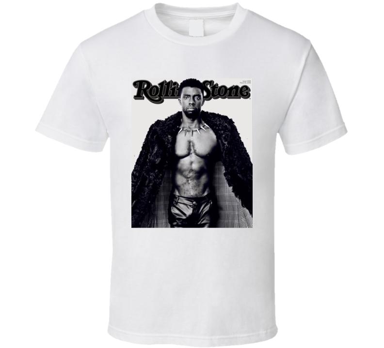 Chad Bostwick Black Panther Wakanda Forever T Shirt