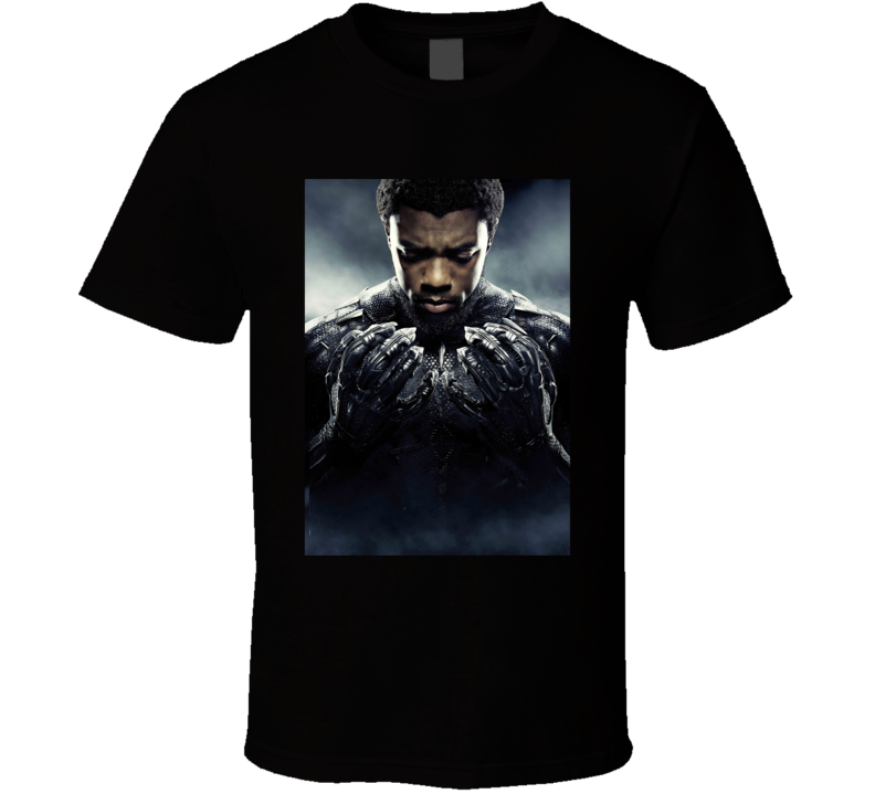 Chad Bostwick Black Panther T Shirt