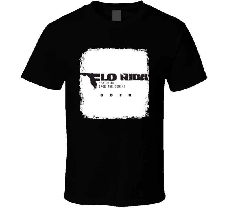 Flo Rida Sage Gemini And Lookas The Perfect 10 Worn Look T Shirt