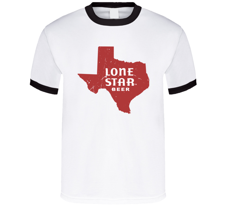 Beyonce Music Fan Vintage Texas Beer Logo T Shirt Shared on Instagram