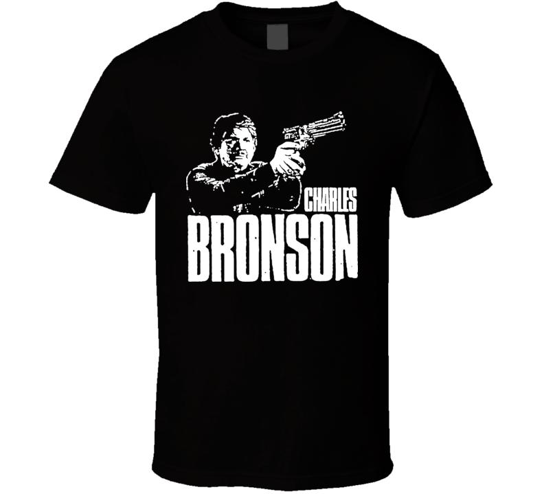 Charles Bronson T Shirt