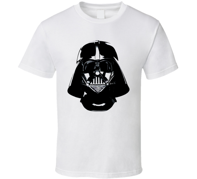 Darth Vader Star Wars Dark Side Force T Shirt