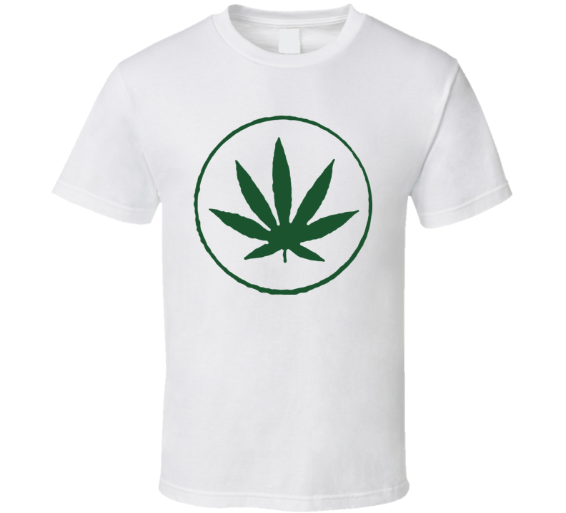 Marijuana Weed Leaf T Shirt