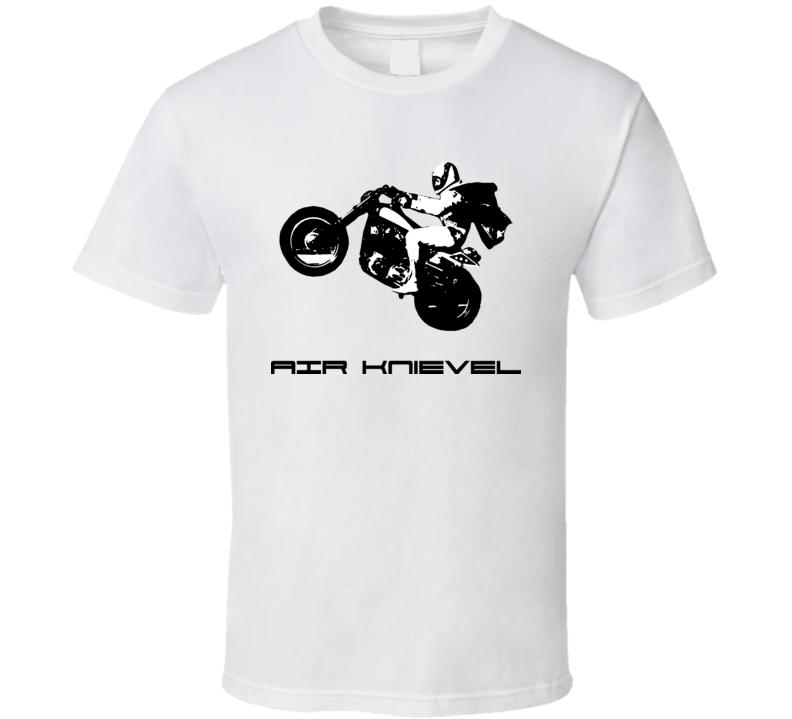 Air Evil Knievel T Shirt