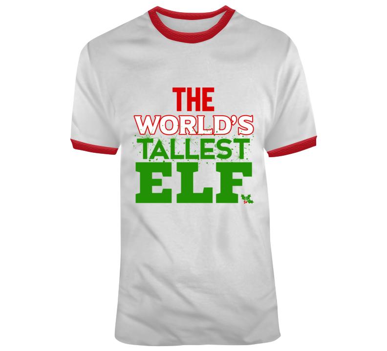 Tallest Elf T Shirt