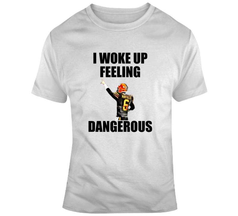 Baker Mayfield Dangerous T Shirt